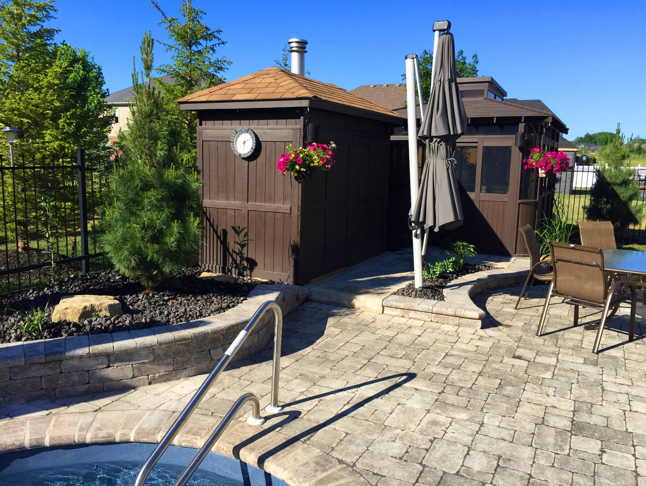 turf pro landscaping patios walkways